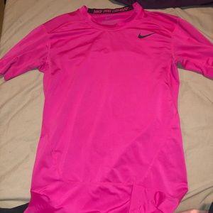 Men's Nike pro athletic t shirt